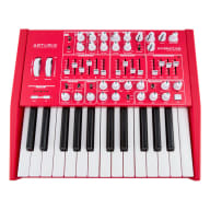 Arturia MiniBrute Analog Monophonic Synthesizer - Mint / Red