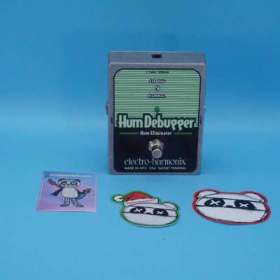 Electro-Harmonix Hum Debugger Hum Eliminator | Fast Shipping!
