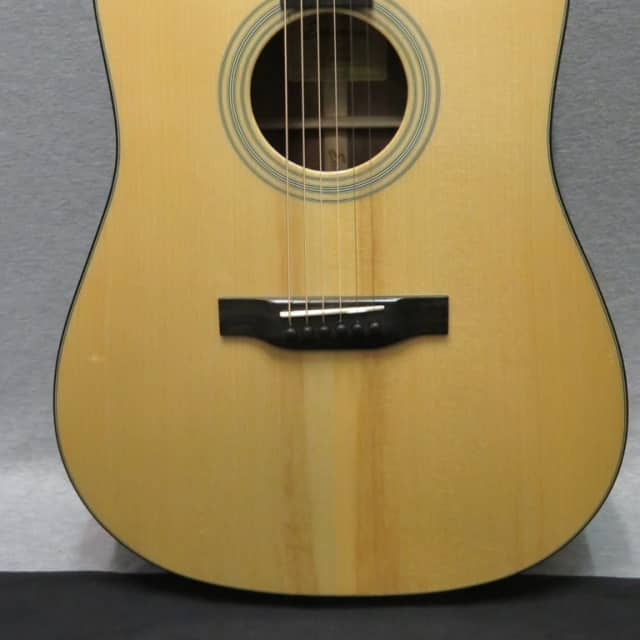 Eastman E10D Acoustic Guitar with Hardshell Case In Store Demo image