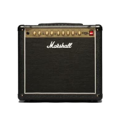 "Marshall DSL15C 15/7.5-watt 1x12"" Tube Combo Amp"