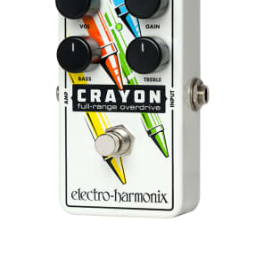 Electro-Harmonix Crayon Free Priority Mail Shipping!