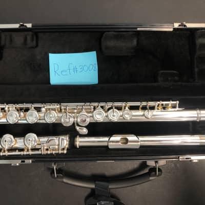 Yamaha YFL-200ADII Flute (REF# 3008)