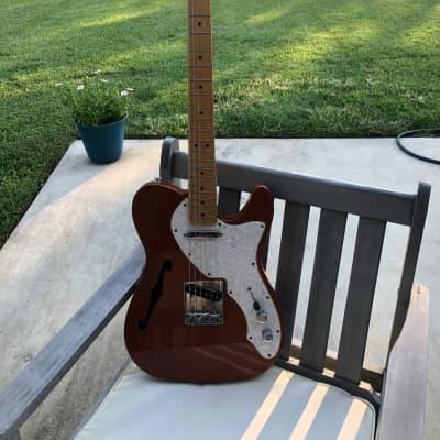Fender '69 Thinline Reissue MIM for sale