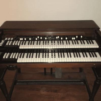 Hammond B2 Organ 1949 - 1954