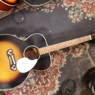 Kay 200 1962 Sunburst for sale