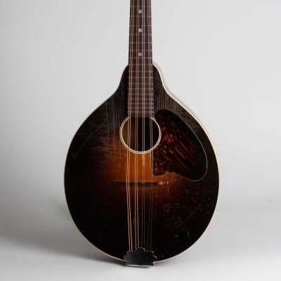 Kalamazoo  KM-11 Flat Top Mandolin (1933), ser. #581, original brown chipboard case. for sale