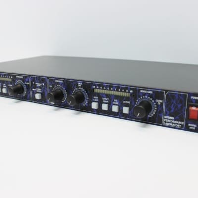 SPL DynaMaxx Model 9735 2-Channel Compressor / De-Compressor / Limiter / Noise Gate