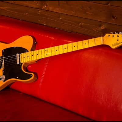 Vintage - V52BS - Icon Body Electric Guitar - Butterscotch