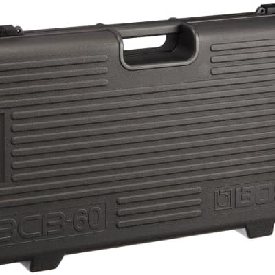 Boss BCB-60 Deluxe Pedal Board and Case