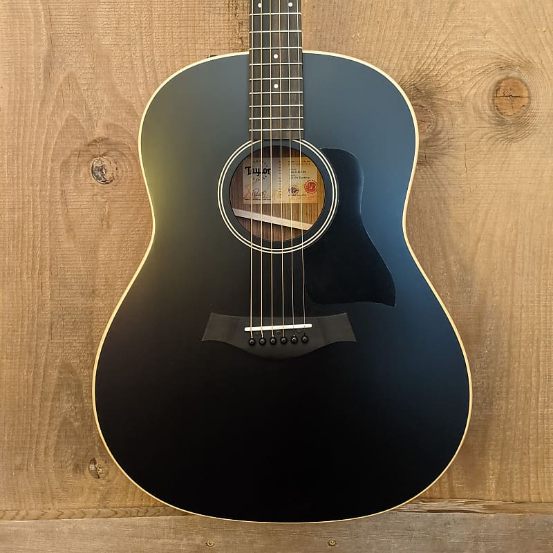Taylor AD17e Blacktop Grand Pacific Acoustic Electric Guitar