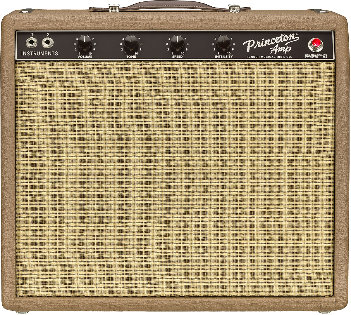 "Fender Chris Stapleton Signature '62 Princeton 1x12"" 12-Watt Guitar Combo"