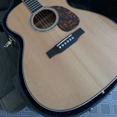 Larrivee OM-05 Spruce/Mahogany with case. for sale