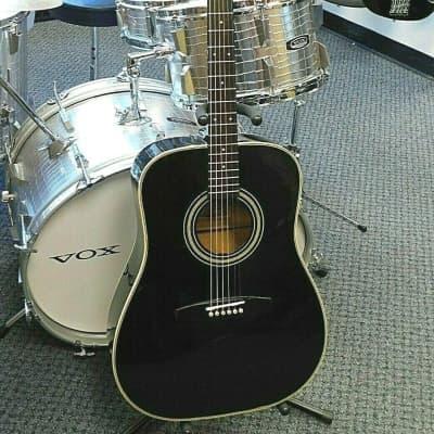 Ibanez Lonestar LS300 Acoustic Guitar! Made In Japan Vintage 1985! for sale