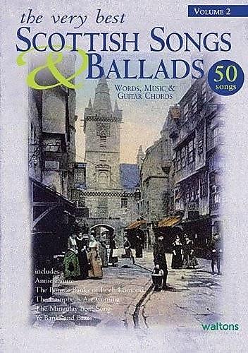 The Very Best Scottish Songs & Ballads, Volume 2: Words,   Reverb