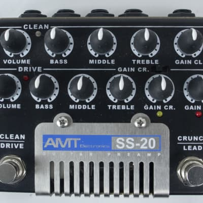 AMT Electronics SS-20 Tube Guitar Preamp