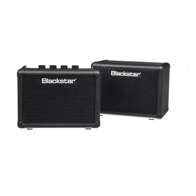 Blackstar Fly 3 Bass 3-Watt Mini Bass Combo/Cabinet Stereo Pack