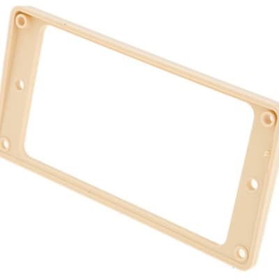 Gibson Neck Pickup Mounting Ring - Creme Plastic for sale