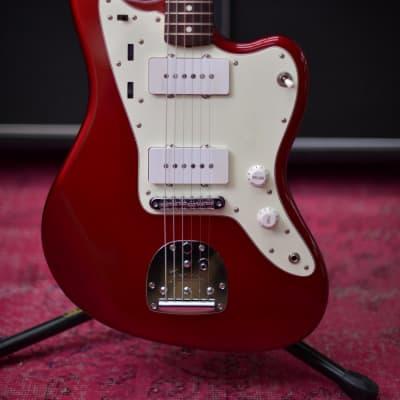 Fender Japan Jazzmaster JM66 Candy Apple Red MIJ U Serial Fujigen 2010