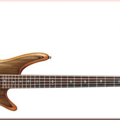 Ibanez SR1205E VNF SR Premium 5-String Bass Vintage Natural Flat for sale