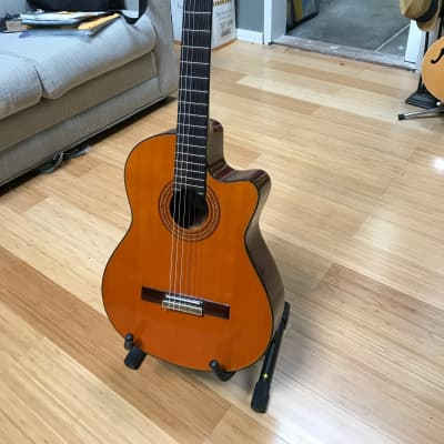 Epiphone C70ce Acoustic Electric Classical Guitar for sale