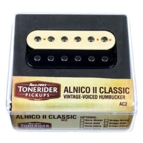 Tonerider AC2N-ZA Alnico II Classic Vintage Neck Humbucker