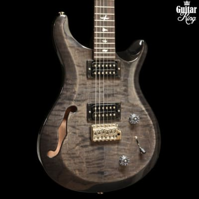 PRS S2 Custom 22 Semi-hollow Elephant Grey