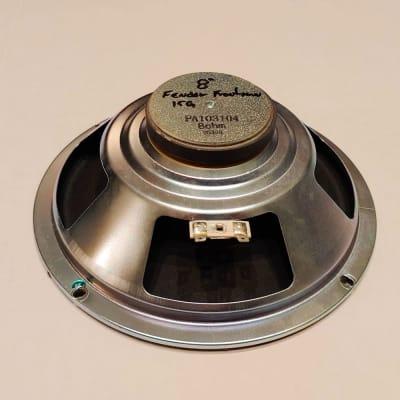 Fender Frontman 15- 8 inch 8 ohms Full-Range Speaker 2010 Black