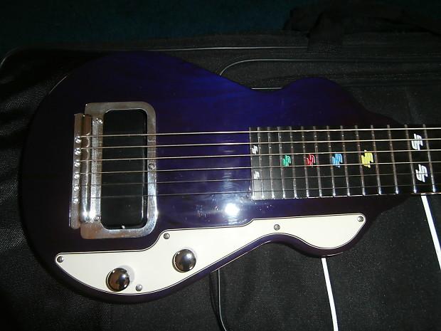 lightly used msa super slide lap steel guitar w case reverb. Black Bedroom Furniture Sets. Home Design Ideas