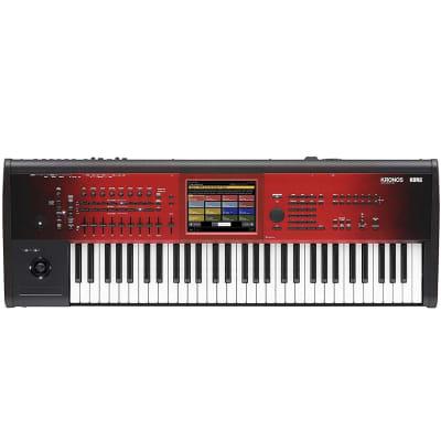 Korg Kronos 2 61-Key Limited Edition Synthesizer Workstation - Sunburst