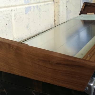 Korg Poly 61 Poly61 Wooden Case Analog Synthesizer American Walnut