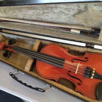 used Suzuki Violin Outfit 1/10 Size