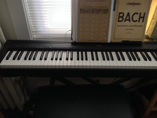 Yamaha P  Piano Used In Boston