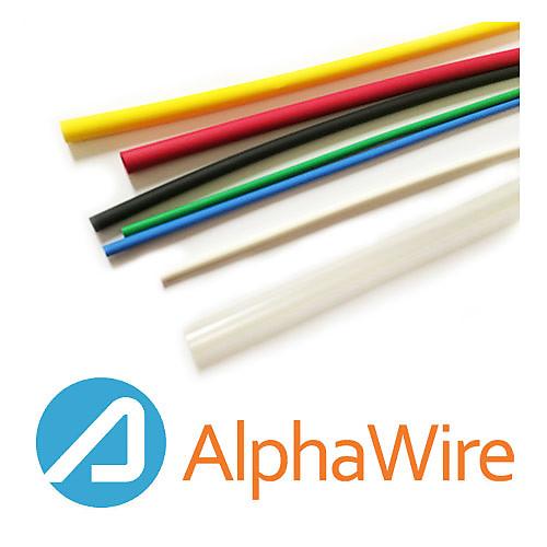AlphaWire F2211/16 BK103 4\' Heat Shrink 1/16\