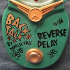 Danelectro Back Talk Reverse Delay ?