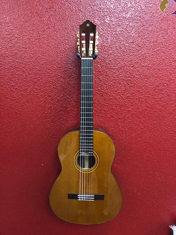 Yamaha  CG182 Cedar Top, Classical Guitar image