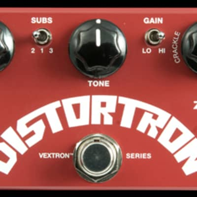 ZVex Vextron Series Distortion Guitar Effects Pedal (VDT) for sale