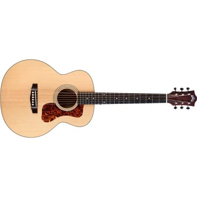 Guild Jumbo Junior Flamed Maple Westerly Acoustic, Natural for sale