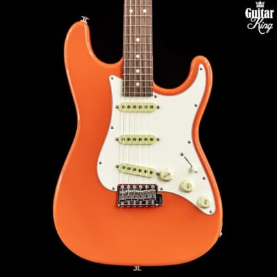 Suhr Scott Henderson Signature Classic S Fiesta Orange