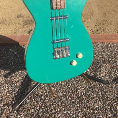 Jerry Jones Neptune Short Horn Danelectro Bass- Rare Finish-Hardcase for sale