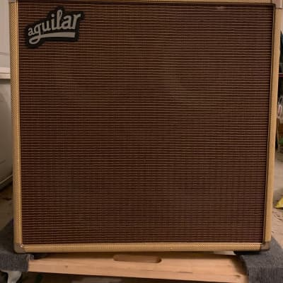 Aguilar DB 410 2010s Boss Tweed for sale