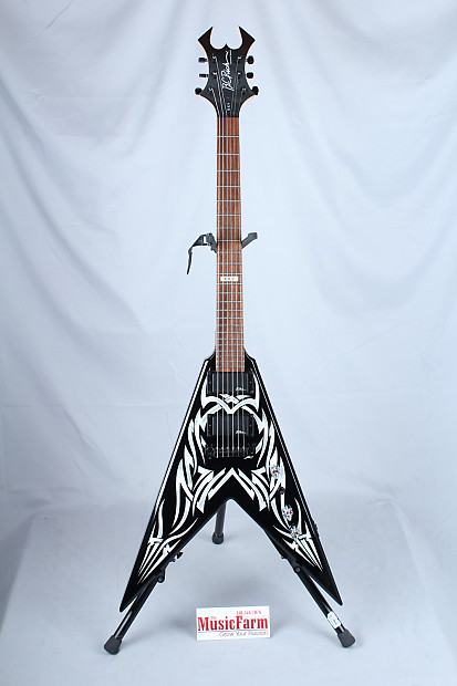 used bc rich kerry king kkv electric guitar w case reverb. Black Bedroom Furniture Sets. Home Design Ideas