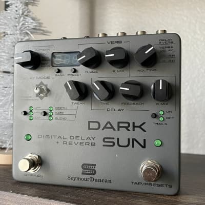 Seymour Duncan Dark Sun Mark Holcomb Signature Digital Delay + Reverb