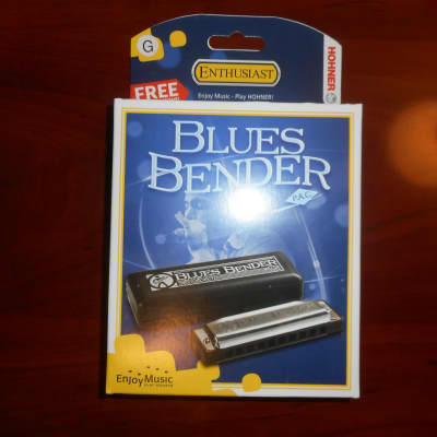 Hohner BBBX-G Blues Bender PAC - Key of G