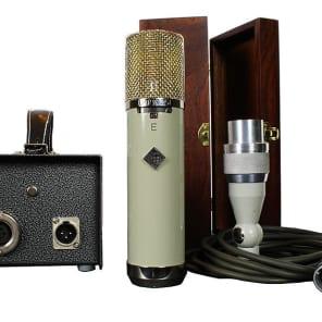 Upton Microphones 251 Multi-Pattern Tube Condenser Microphone