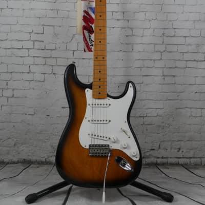 Fender Stratocaster 40th Anniversary two tones sunburst 1994 for sale