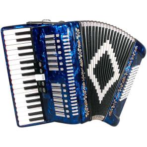 Sofiamari SM3472 34 Piano 72 Bass Button Accordion