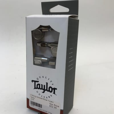 Taylor  181PN  2020 Polished Nickel