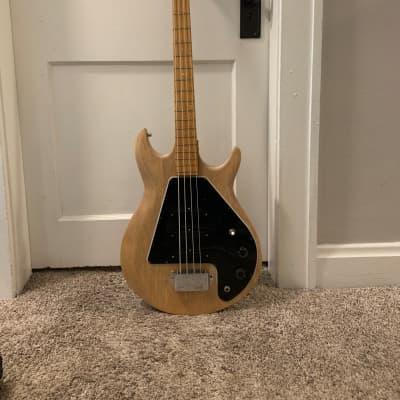 Gibson Grabber G3 Natural 1979