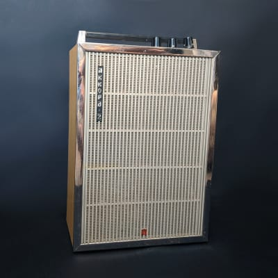 AKKORD 2: Germanium Combo Amplifier - Ultra RARE Soviet AMP, Made in USSR 1970s
