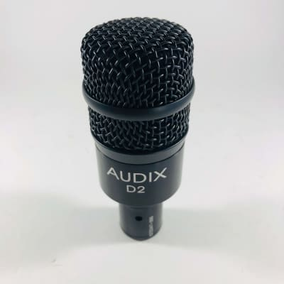 Audix D2 Hypercardioid Dynamic Drum / Instrument Microphone *Sustainably Shipped*